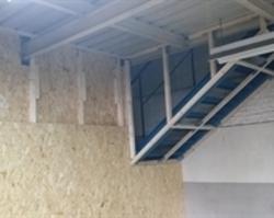 ASW Batiment - Neuilly-sur-Seine -  Création d'une cloison en bois